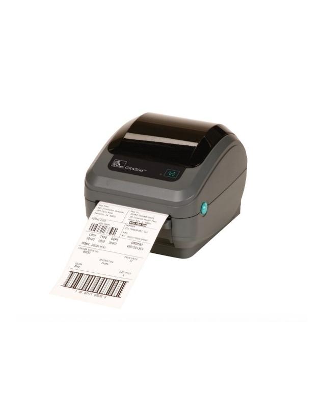 Zebra GK420D Imprimante code barre thermique-203Dpi-USB