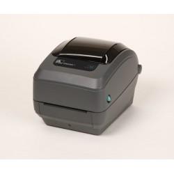 Imprimante Zebra GX430T transfert thermique