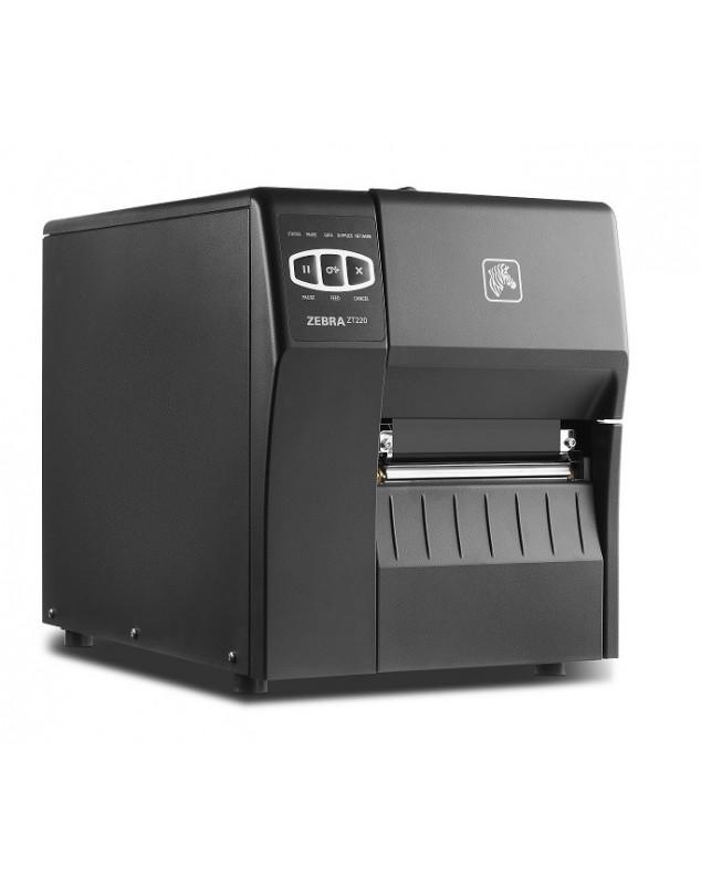 Zebra ZT220 imprimante code barre thermique-203Dpi-USB