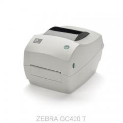 Imprimante Zebra GC420D transfert thermique