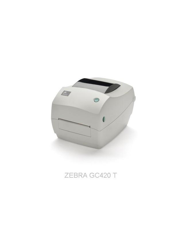 ZEBRA GC420T imprimante code barre transfert thermique-203Dpi-USB
