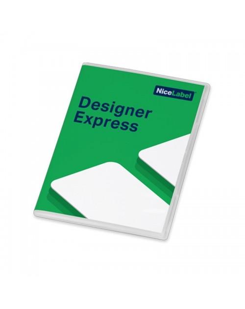 Logiciel code barre Nicelabel Designer Express-Clé soft