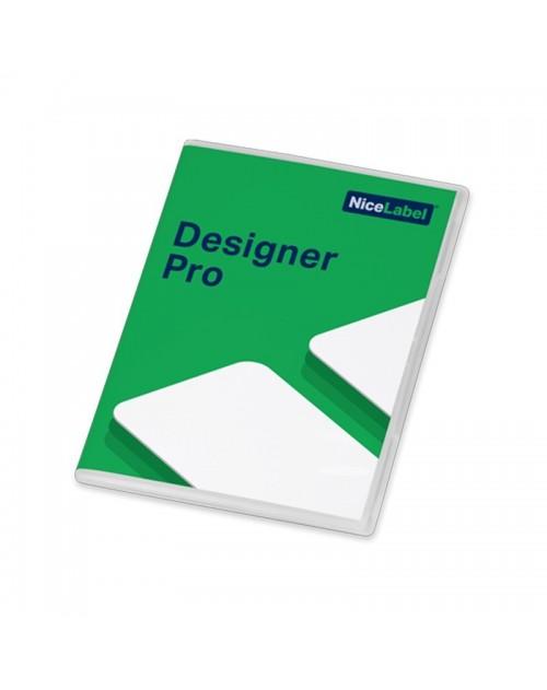 Logiciel code barre Nicelabel Designer Pro-Clé soft