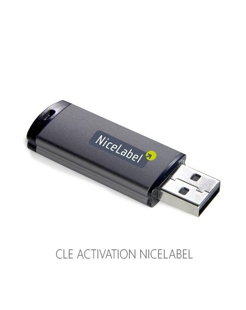 Clé d'activation pour produit Nicelabel