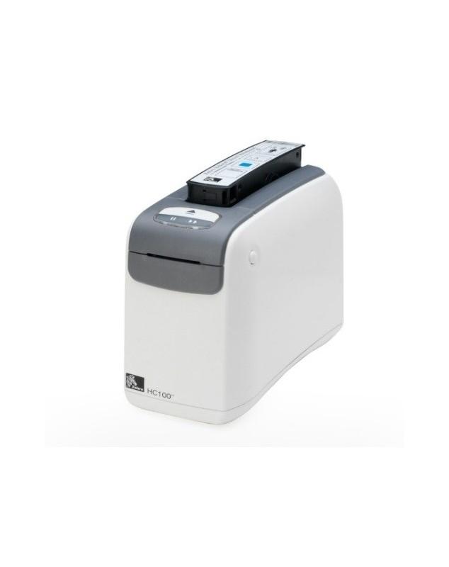 Zebra HC100 imprimante bracelet thermique