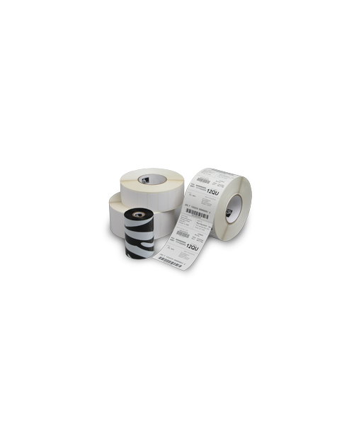 Etiquette polyester argent Zebra Z-Ultimate 3000T-38x19mm-Perm-25-127-3720-12