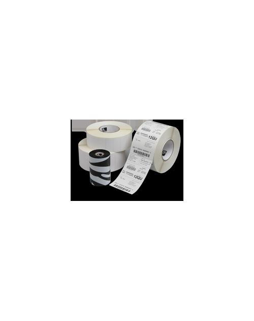 Etiquette polyester argent Zebra Z-Ultimate 3000T-70x32mm-Perm-25-127-2370-12