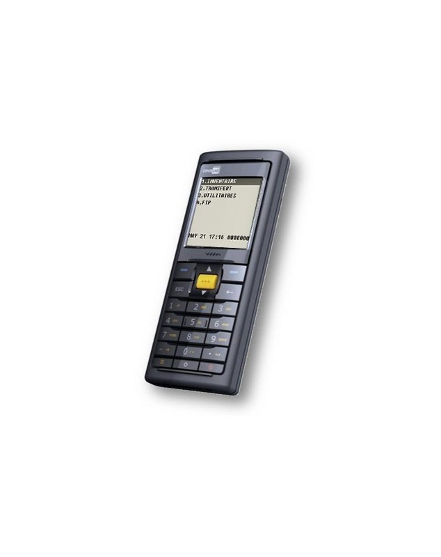 Terminal portable Cipherlab 8200 imageur 1D-8MB-Batch-cable USB-VCOM