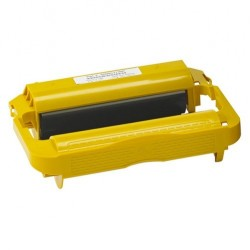 Carton de 6 cartouches de rubans transfert thermique cire-resine Zebra 3400-110mmx74m-6E