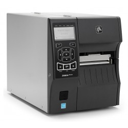 Imprimante Zebra ZT410 transfert thermique