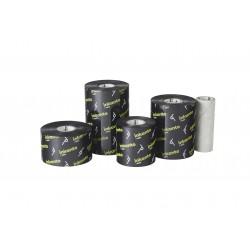 Carton de 25 rubans transfert thermique cire rehaussee de resine Inkanto AWXFH-60mmx300m-25I