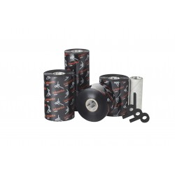 Carton de 10 rubans transfert thermique resine Inkanto AXR7+-114mmx360m-10I