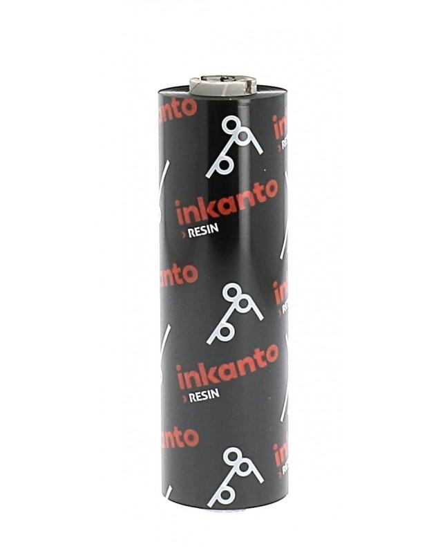 Carton de 25 rubans transfert thermique resine Inkanto AXR7+-83mmx74m-25E