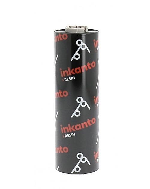 Carton de 25 rubans transfert thermique resine Inkanto AXR7+-55mmx74m-25E