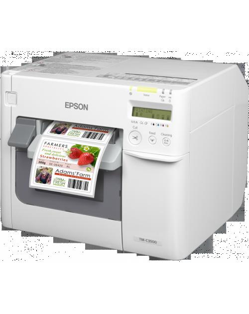 Imprimante jet d'encre EPSON ColorWorks C3500