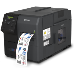 Imprimante étiquettes couleurs EPSON ColorWorks C7500