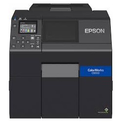 Imprimante EPSON ColorWorks C6000 PE - impression étiquettes couleurs
