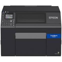 Imprimante étiquettes jet d'encre EPSON ColorWorks C6500 PE
