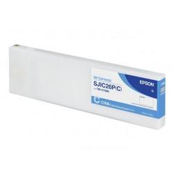Cartouche d'encre Epson C7500 - cyan