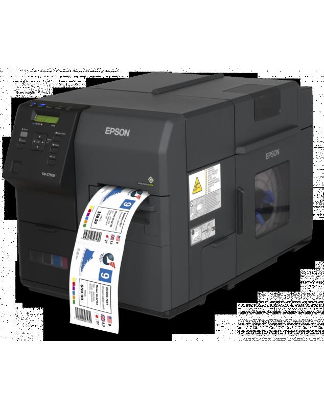 Imprimante jet d'encre EPSON ColorWorks C7500G