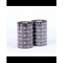 Carton de 12 rubans transfert thermique cire Zebra 2300-110mmx74m-12E