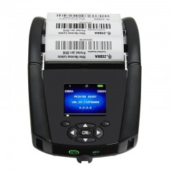 Imprimante portable Zebra ZQ620 thermique direct