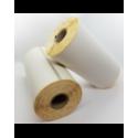 Carton de 20 rouleaux etiquettes thermique Zebra Z-Select 2000D 76x44,45mm-20*