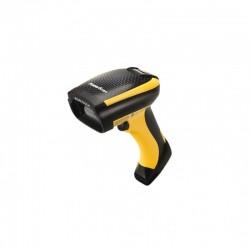 Lecteur code barres industriel sans fil Datalogic PowerScan PM9501 HP en kit RS232