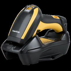 Lecteur code barres industriel sans fil Datalogic PowerScan PBT9501 AR kit RS232