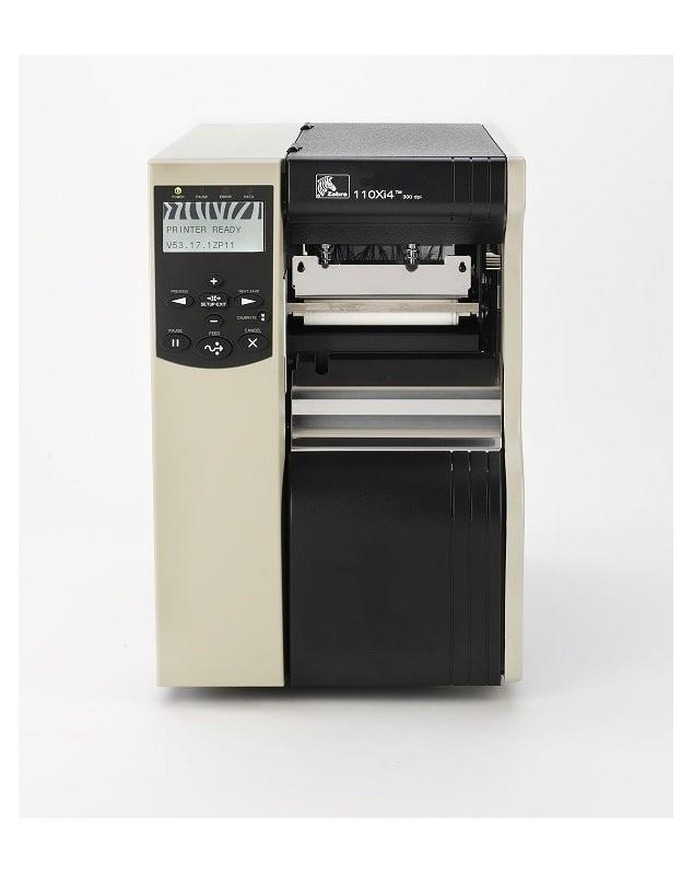 Zebra 110Xi4 imprimante code barre transfert thermique-203Dpi-USB