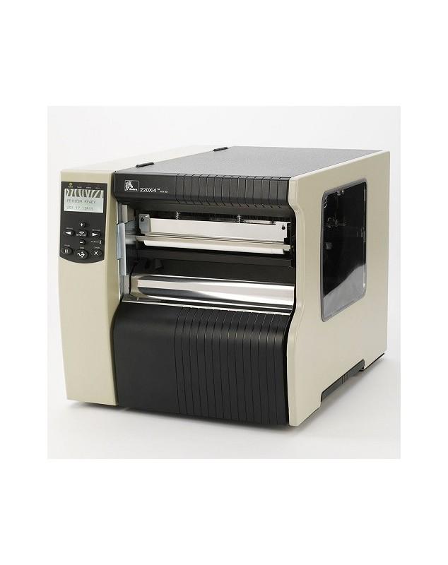 Zebra 220Xi4 imprimante code barre transfert thermique-203Dpi-USB