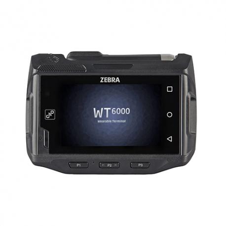 Terminal portable mains libres Zebra WT6000