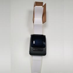 Etiquettes paravent 105x148mm velin permanent