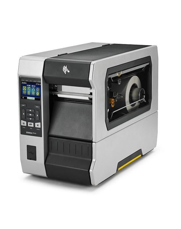 Zebra ZT610 imprimante code barre transfert thermique-203Dpi-USB