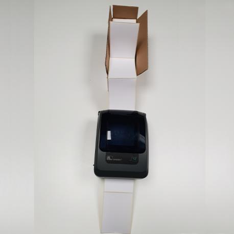 Etiquettes paravent 105x148mm thermique permanent