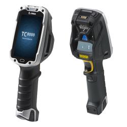 Terminal tactile Zebra TC8000