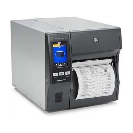 Imprimante étiquettes Zebra ZT421 industrielle transfert thermique