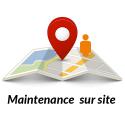 Contrat de maintenance sur site 3 ans pour imprimantes CL6NX