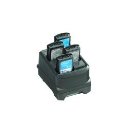 Zebra battery charging station 4 slots pour MC3300 - Chargeur 4 batteries
