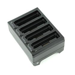 Zebra battery charging station 4 slots pour WT6000 - Chargeur 4 batteries