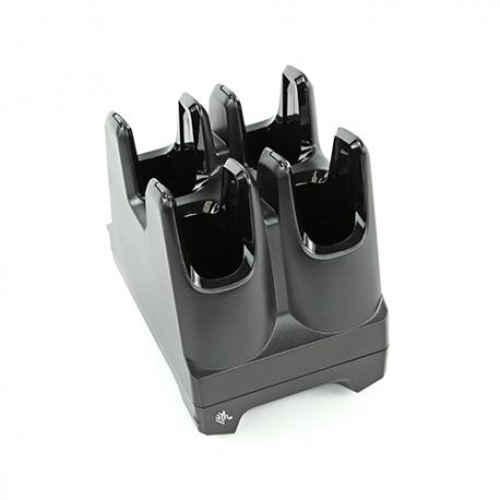 Zebra battery charging station 4 slots pour TC8300 TC8000 - Chargeur 4 batteries