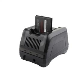 Unitech battery charging station 4 slots pour EA510 - Chargeur 4 batteries