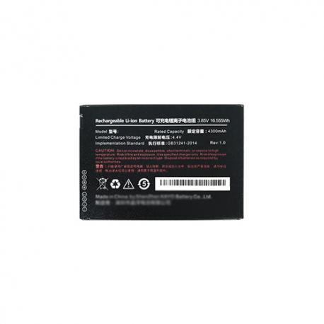 Spare Battery 4300 mAh pour PDA Unitech EA510 - Batterie