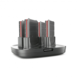 Datalogic battery charging station 4 slots pour Memor10 - Chargeur 4 batteries