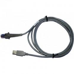Câble USB Datalogic 2.74M coiled