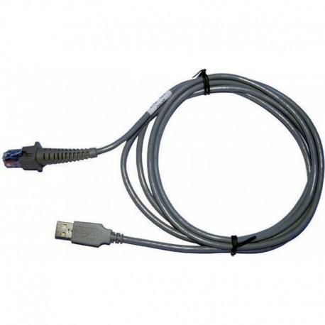 Câble USB Datalogic 2M straight type A