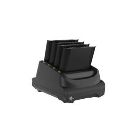 Zebra battery charging station 4 slots pour TC52 TC57- Chargeur 4 batteries