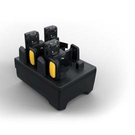 Zebra charging station 4 slots pour RS5100 - Chargeur 5 terminaux