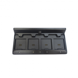 Unitech 4 slot charging battery pour MS652 - Chargeur 4 batteries