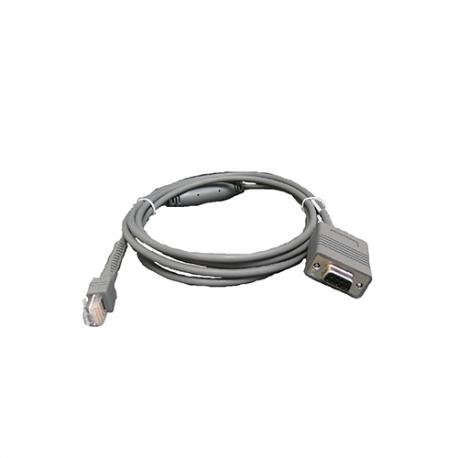 Câble RS232 Zebra 2,1m